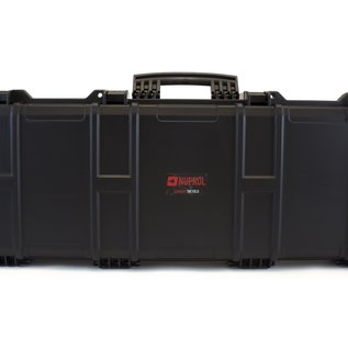 Nuprol Gun case large wave schuim