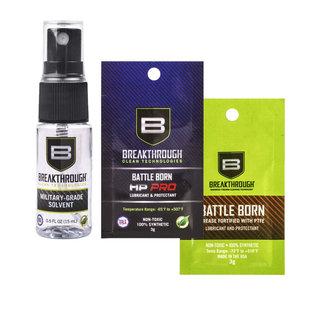 Breakthrough Sample pack