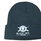 Black ops coffee Black ops coffee beanie