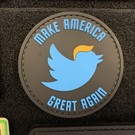 GFC Make America great again patch