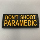 GFC Paramedic dont shoot patch