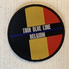 emt Thin blue line patch
