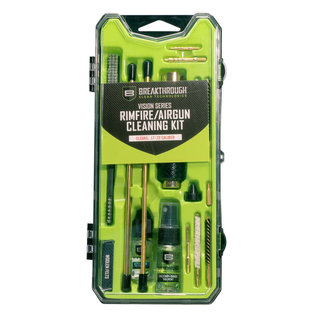 Breakthrough Vision airgun cleaning kit .17/.22
