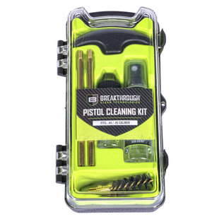 Breakthrough Vision pistol cleaning kit - .44/.45