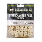 Breakthrough AR 15 chamber star pad