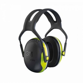 3M Peltor X4A passive hearing protection