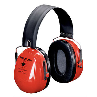 3M Peltor bulls eye II passive hearing protection