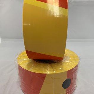 Triagelint TECC rood geel 250m