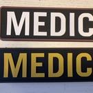 EMT PVC medic patch