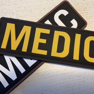 EMT PVC medic patch