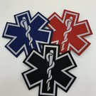EMT Star of life patch