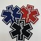 EMT Star of life patch cordura