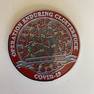 safety third Enduring Clusterfuck coin