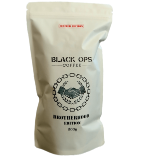Black ops coffee Brotherhood edition koffie 500gr