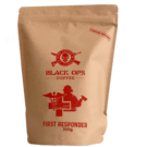 Black ops coffee First reponder koffie 500gr