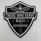 5.11 Honor those who serve patch