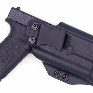 Concealment express IWB Holster Glock 17/19 with TLR-1 black