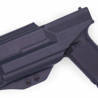 Concealment express IWB Holster Glock 17/19 met TLR-1 zwart