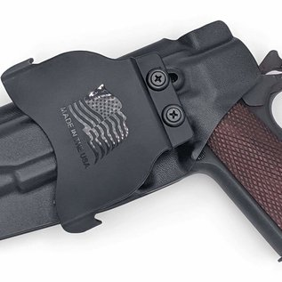 "Concealment express OWB paddle holster 1911 5"" government model"