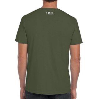 5.11 Belgium tshirt