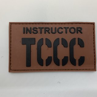 911tacmed TCCC intructor patch