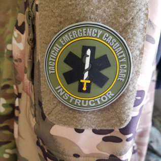 911tacmed TECC intructor patch
