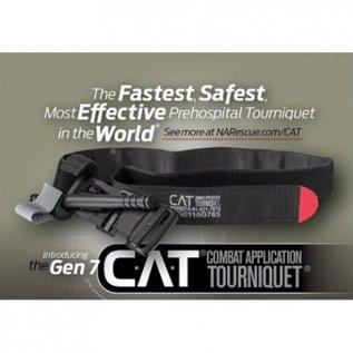 North American rescue CAT GEN7 Tourniquet 3 pack promo