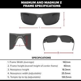 Gatorz eyewear Magnum blackout
