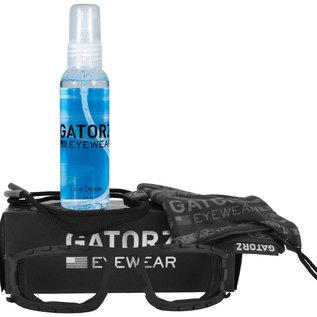 Gatorz eyewear Toebehoren kit compleet
