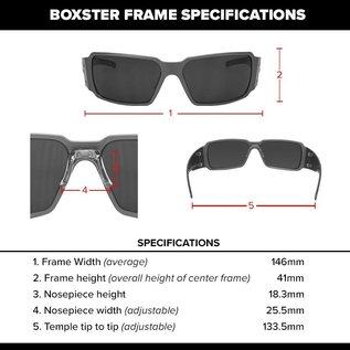Gatorz eyewear Boxster blackout