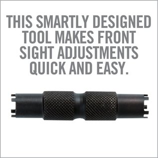 Real avid AR15 front sight adjuster tool