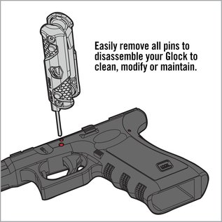 Real avid 4 in 1 tool for Glock