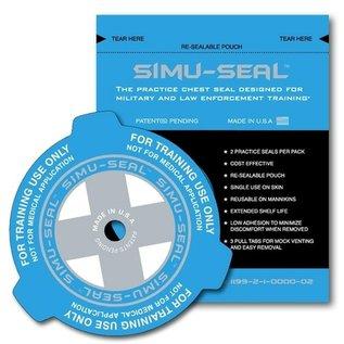 emt Simu training chest seal
