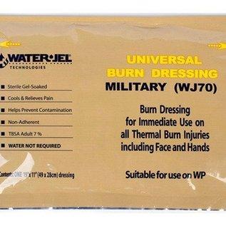 Water jel burn dressing 10x40 mil spec