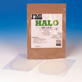 Tac-Med solutions HALO chest seals