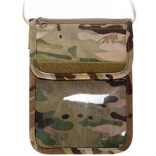 Tasmanian Tiger Neck pouch multicam