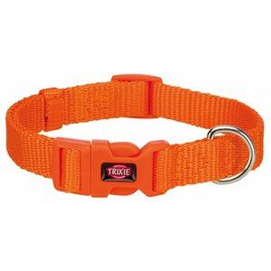 Premium Halsband M-L papaya