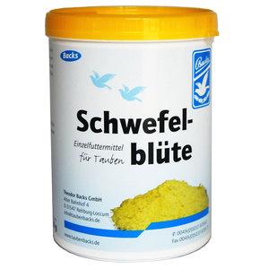 Backs Schwefelblüte