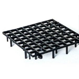 Kunststoff Bodengitter 1 m2