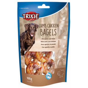Trixie Lamb Chicken Bagels