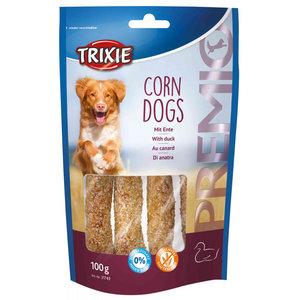 Trixie Corn Dogs mit Ente