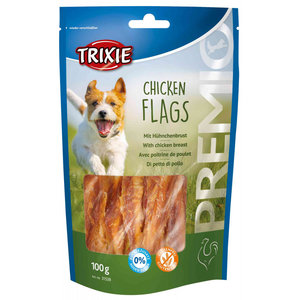 Trixie Chicken flags mit Hühnchenbrust