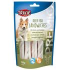 Trixie Deer Fish Sandwiches