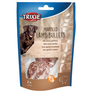 Trixie Marbled Lamb Bullets