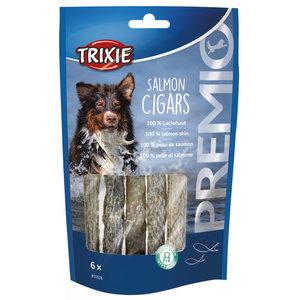 Trixie Salmon Cigars