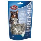 Trixie Salmon Knots