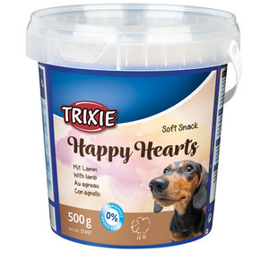 Trixie Happy Hearts Soft Snack