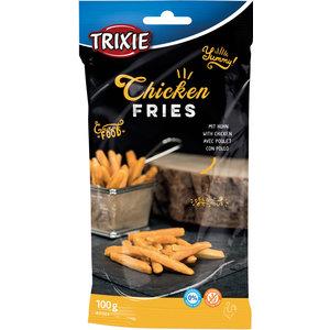 Chicken Fries mit Huhn