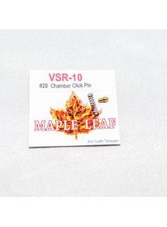 Maple Leaf VSR Hop Up Click Pin # 29
