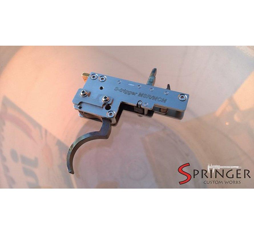Springer Custom works S-trigger Ares MSR v 2 - Skirmshop